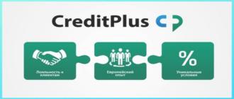МФК creditplus